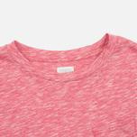 Женская футболка Edwin W' April Pocket Red фото- 1