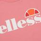 Женская футболка Ellesse Albany Soft Pink фото - 2