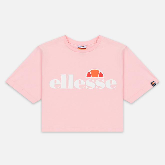 Женская футболка Ellesse Alberta Light Pink