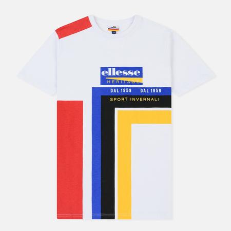Женская футболка Ellesse Giovo Optic White