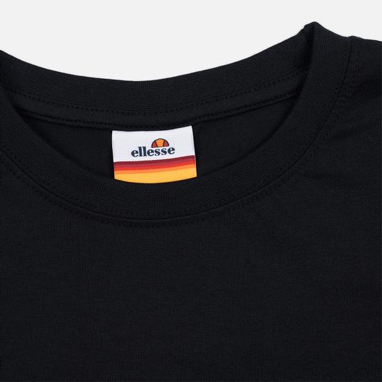 Женская футболка Ellesse Ralia Oversized Black