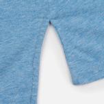 Женская футболка Evisu Stamp Long Tee Blue фото- 3