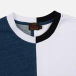 Женская футболка Evisu Two-Tone Indigo фото- 1