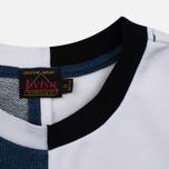 Женская футболка Evisu Two-Tone Indigo фото- 3