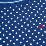Женская футболка Fred Perry Polka Dot Medieval Blue фото- 2