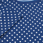 Fred Perry Polka Dot Women's T-shirt Medieval Blue photo- 3