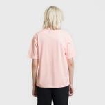 Женская футболка Fred Perry Printed Panel Cherry Blossom фото- 2