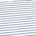 Женская футболка Fred Perry Striped Snow White фото- 2