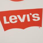Женская футболка Levi's Orange Tab Ringer Surf Marshmallow фото- 2