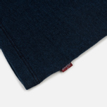 Женская футболка Levi's The Perfect Graphic Indigo Batwing фото- 3