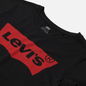 Женская футболка Levi's The Perfect Large Batwing Black Graphic фото - 1