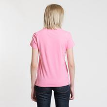 Женская футболка Levi's The Perfect Large Batwing Sachet Pink фото- 3