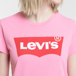 Женская футболка Levi's The Perfect Large Batwing Sachet Pink фото- 2