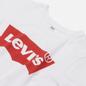 Женская футболка Levi's The Perfect Large Batwing White фото - 1