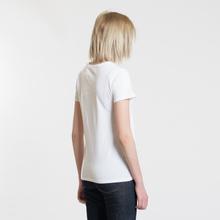 Женская футболка Levi's x Peanuts The Perfect Housemark Chest White фото- 3