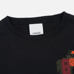 Maharishi Hanafuda Jersey 150 Women's T-Shirt Black photo- 1