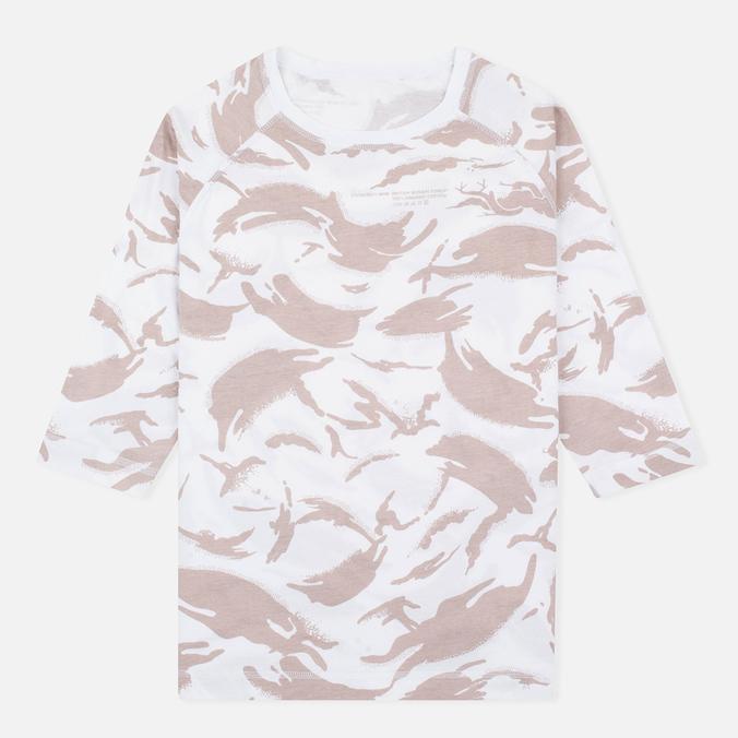 Женская футболка Maharishi Reversible Camo Baseball Desert