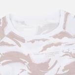 Женская футболка Maharishi Reversible Camo Baseball Desert фото- 1