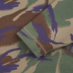 Женская футболка Maharishi Reversible Camo Baseball Papal Woodland фото- 2