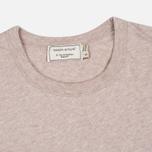 Женская футболка Maison Kitsune Army Beige Melange фото- 1