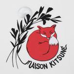 Женская футболка Maison Kitsune Dan Ah Kim Asleep Ecru фото- 2
