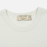 Женская футболка Maison Kitsune Fox Head Patch Lunar фото- 1