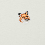 Женская футболка Maison Kitsune Fox Head Patch Lunar фото- 2