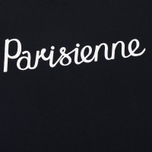 Женская футболка Maison Kitsune Parisienne Black фото- 2