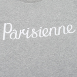 Maison Kitsune Parisienne Women's T-shirt Grey Melange photo- 3