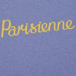 Женская футболка Maison Kitsune Parisienne Lavender фото- 2