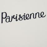 Женская футболка Maison Kitsune Parisienne White фото- 2