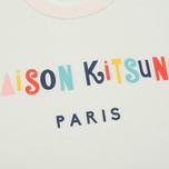 Женская футболка Maison Kitsune Party Lunar фото- 2