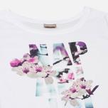 Женская футболка Napapijri Sambada Fantasy White фото- 2