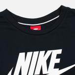 Женская футболка Nike Essential Black фото- 1