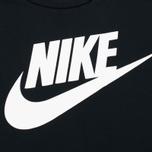 Женская футболка Nike Essential Black фото- 2