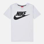 Женская футболка Nike Essential White фото- 0