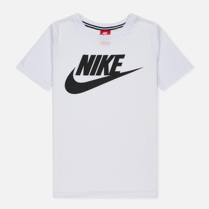 Женская футболка Nike Essential White
