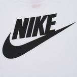 Женская футболка Nike Essential White фото- 2