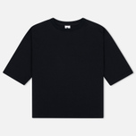 Женская футболка Nike Essentials Cotton Crew Black фото- 0