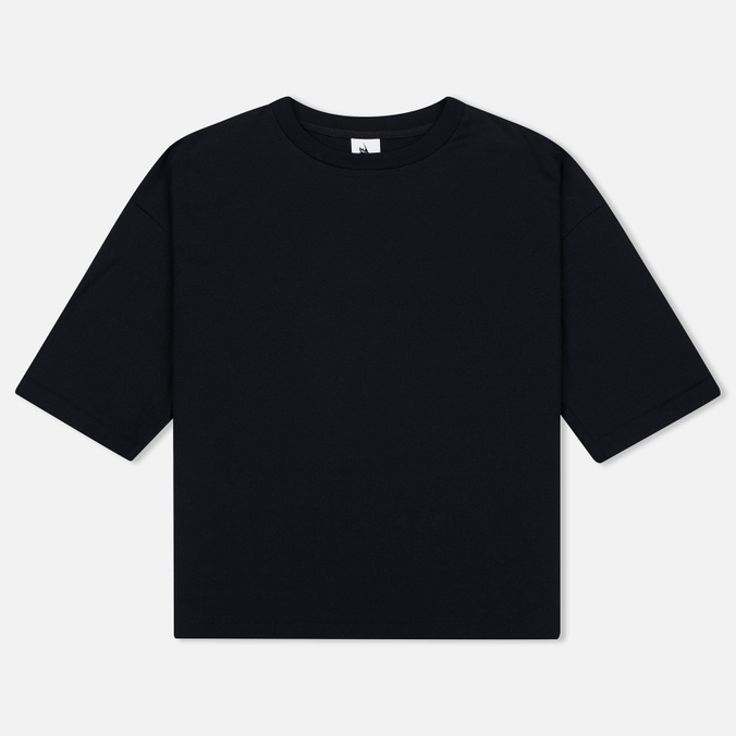 Женская футболка Nike Essentials Cotton Crew Black