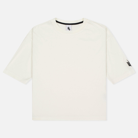 Женская футболка Nike Essentials Cotton Crew Sail/Black