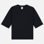 Женская футболка Nike Essentials Top Black/Dust фото- 0