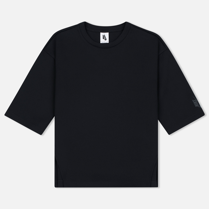 Женская футболка Nike Essentials Top Black/Dust