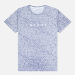 Norse Projects Gro Cotton Logo Women's T-shirt White photo- 0