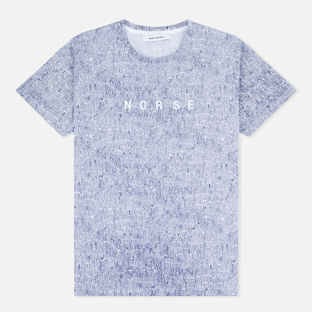 Женская футболка Norse Projects Gro Cotton Logo White