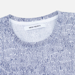 Norse Projects Gro Cotton Logo Women's T-shirt White photo- 1