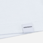 Женская футболка Norse Projects Gro Mercerised Cotton White фото- 2