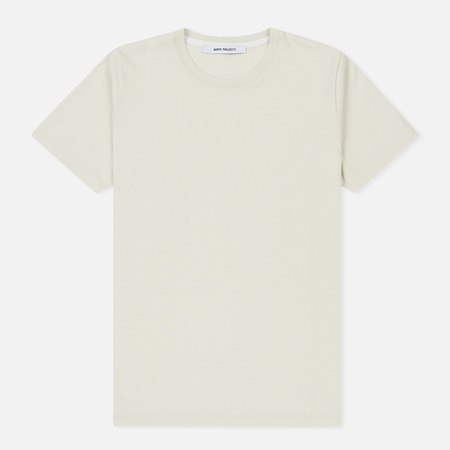 Женская футболка Norse Projects Gro Pima Cotton Kit White