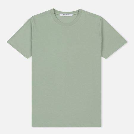 Женская футболка Norse Projects Gro Standard Cotton Pale Jade