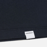 Женская футболка Norse Projects Gro Standard Dark Navy фото- 2